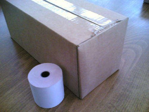 57 x 46 Thermal Credit Card Machine, Chip n' Pin Rolls, or PDQ Rolls