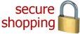 Secure Shopping with 256 bit Encryption